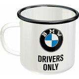 Cana metal BMW DRIVERS ONLY