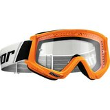 Ochelari moto Cross-Enduro THOR COMBAT FLUORESCENT ORANGE