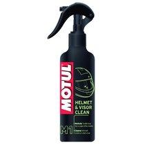 Produs de curatare casti moto MOTUL HELMET & VISOR CLEAN M1 0.25L