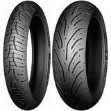 Set anvelope MICHELIN PILOT ROAD 4 120/70-17 (58W) + 180/55-17 (73W)