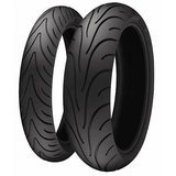Set MICHELIN PILOT ROAD 2 120/70-17 (58W) + 180/55-17 (73W)