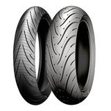 Set MICHELIN PILOT ROAD 3 120/70-17 (58W) + 180/55-17 (73W)