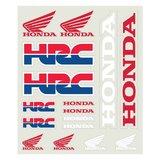 Set stickere medium Honda HRC