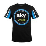 Tricou REPLICA SKY RACING TEAM VR46