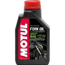 Ulei de furca Motul FORK OIL EXPERT MEDIUM/HEAVY 15W 1L