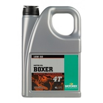 Ulei MOTOREX BOXER 4T 15W50 4L