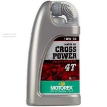 Ulei MOTOREX CROSS POWER 4T 10W60 1L