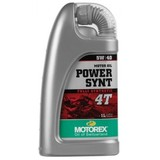 Ulei MOTOREX POWER SYNT 4T 5W40