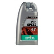 Ulei MOTOREX TOP SPEED 4T 15W50 1L