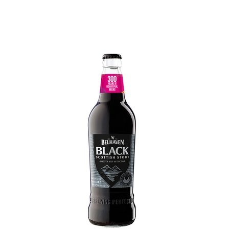 Belhaven Black Scottish Stout 0.5 l