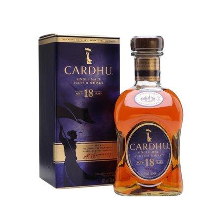 Cardhu 18 YO 0.7L