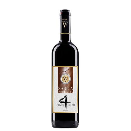 Cuvee 4 Sfinti Rosu - Cabernet Sauvignon & Merlot & Syrah & Fetească Neagră 0.75 L