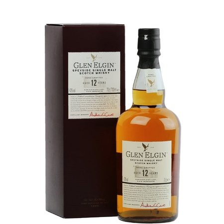 Glen Elgin 12 YO 0.7L