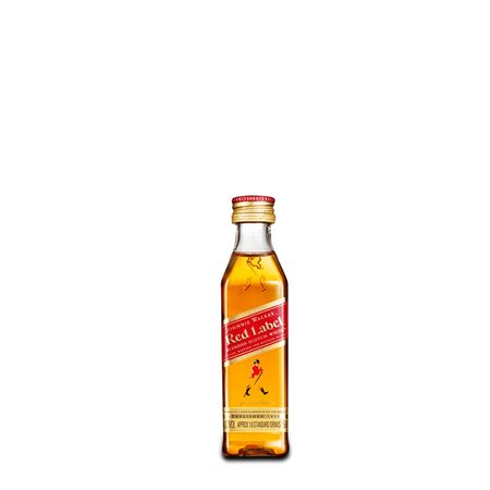 Johnnie Walker Red Label 50ML