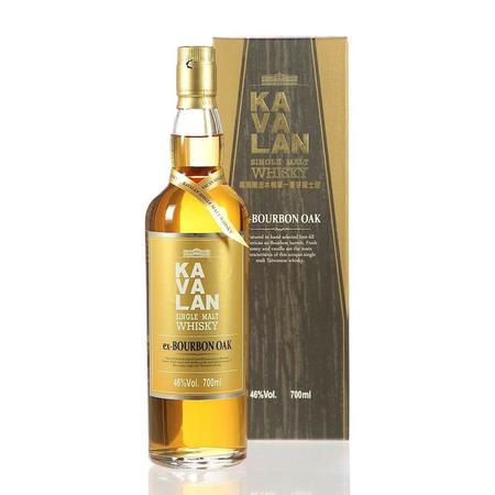 Kavalan Ex-Bourbon Oak 0.7L