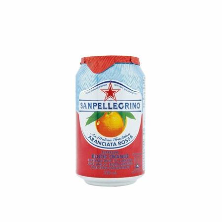 San Pellegrino Aranciata Rossa 0.33L