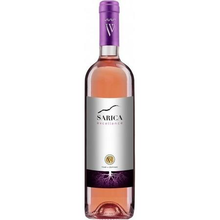 Sarica Excellence Rose - Syrah&Cabernet Sauvignon 0.75 L