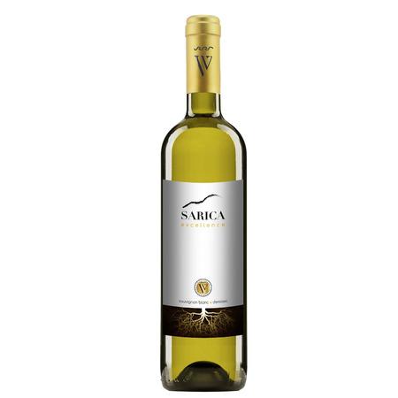 Sarica Excellence Sauvignon Blanc 0.75 L