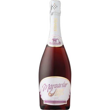 SPUMANT MARGARITAR ROSE 0.75 L