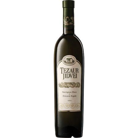 TEZAUR SAUVIGNON BLANC & FETEASCA REGALA 0.75L