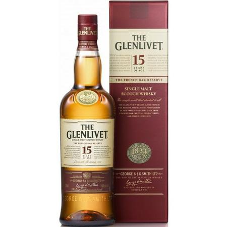 The Glenlivet 15 Ani (cutie) 0.7L