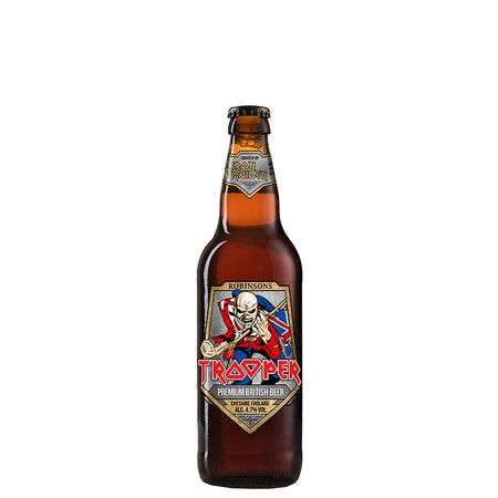 Trooper - Iron Maden British Ale 0.5 l