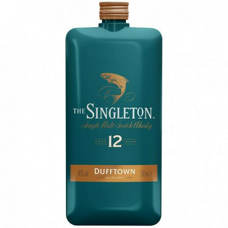 Whiskey Scotch Pocket Singleton of Dufftown 12yo-  40% 0.2l