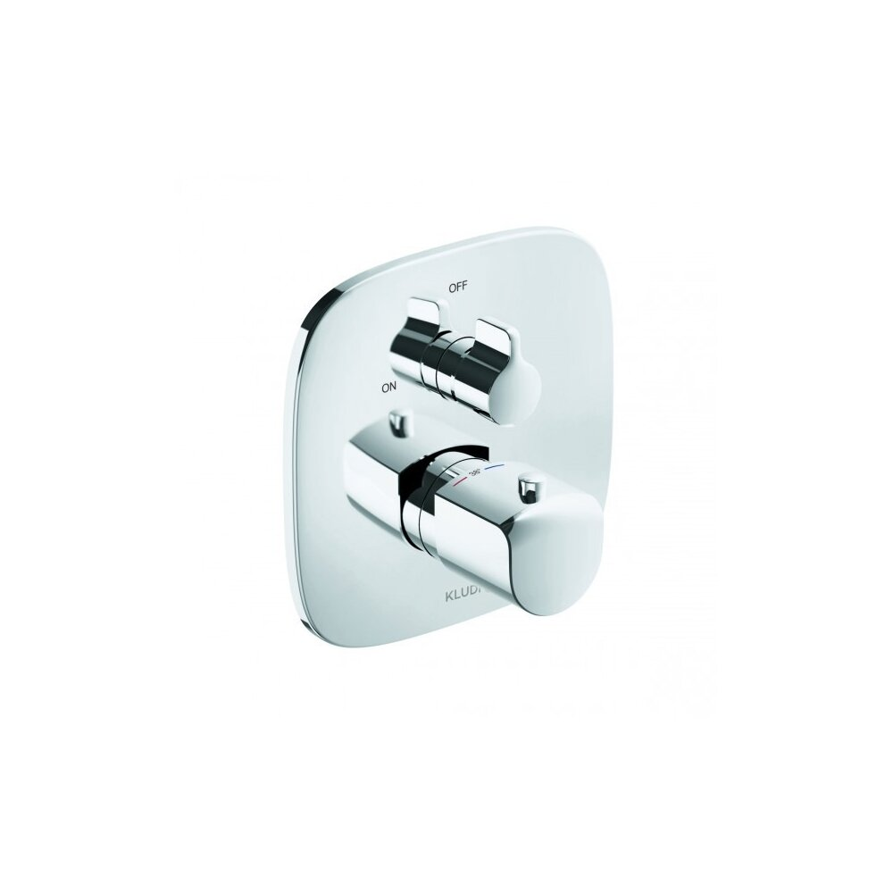 Baterie cada cu termostat Kludi Ameo incastrata imagine