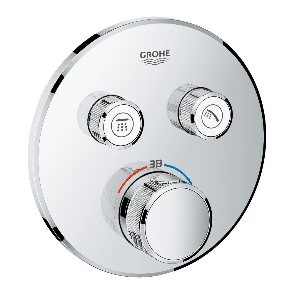 Baterie dus Grohe Grohtherm SmartControl termostatica poza