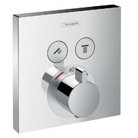 Baterie dus termostatica Hansgrohe ShowerSelect