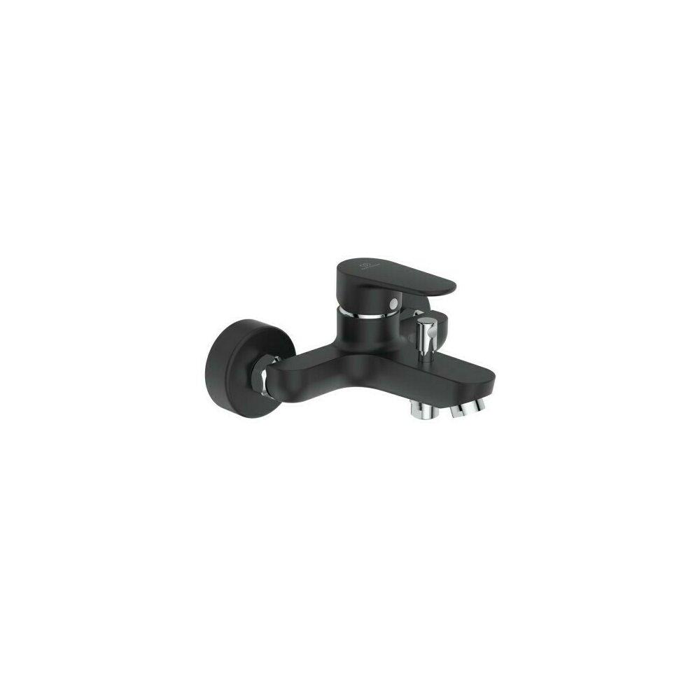 Baterie pentru cada Ideal Standard Cerafine O negru/crom imagine