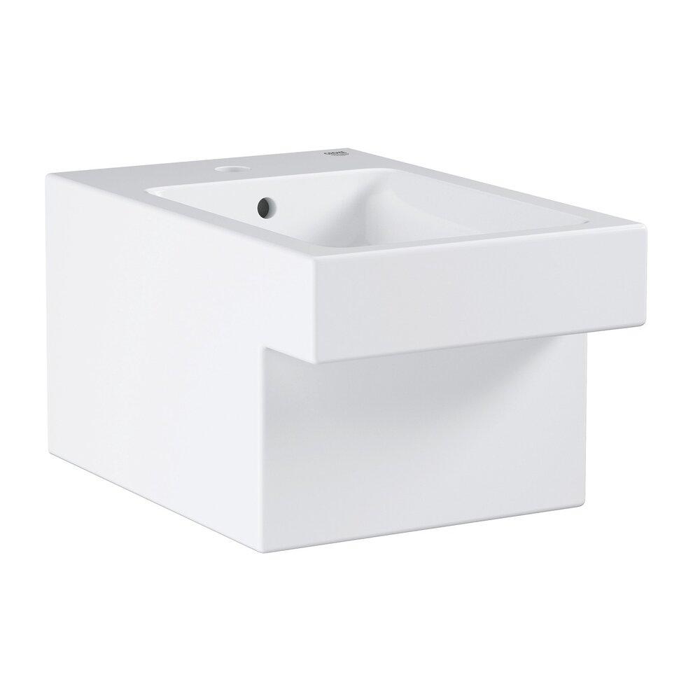 Bideu suspendat Grohe Cube Ceramic neakaisa.ro