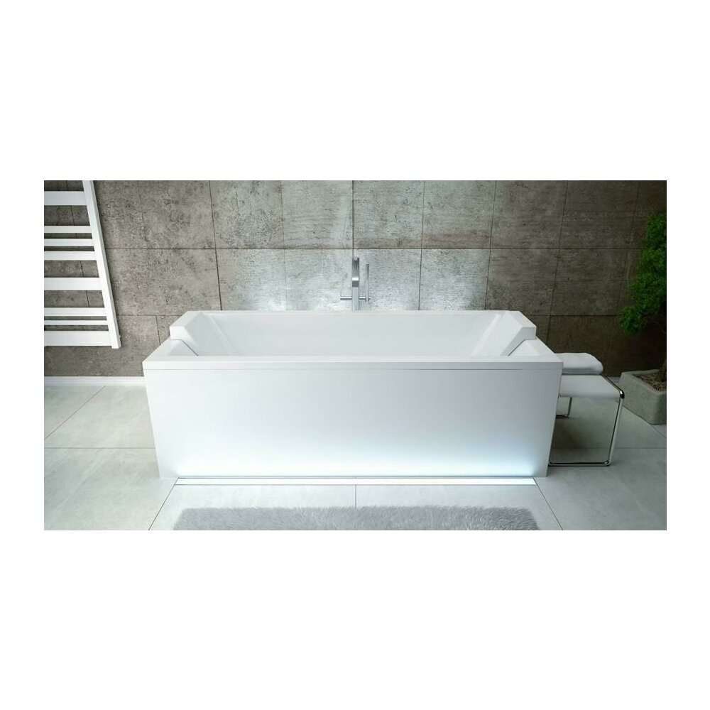 Cada rectangulara Besco Quadro 180x80 imagine
