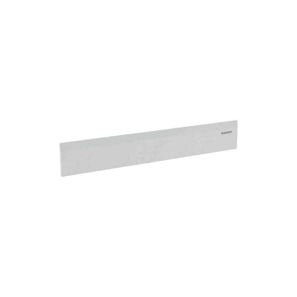 Capac pentru rigola de perete Geberit alb alpin