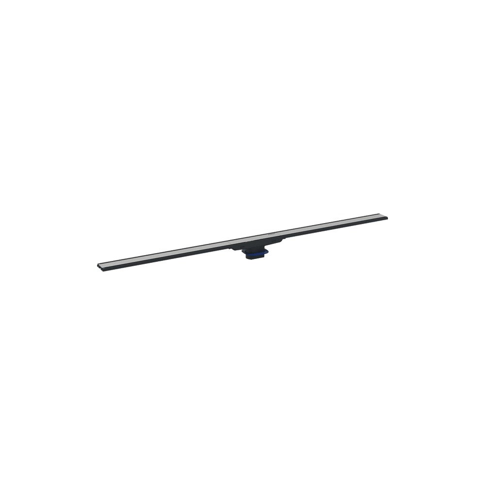 Capac pentru rigola Geberit Cleanline60 30-130 cm crom cu margine neagra imagine