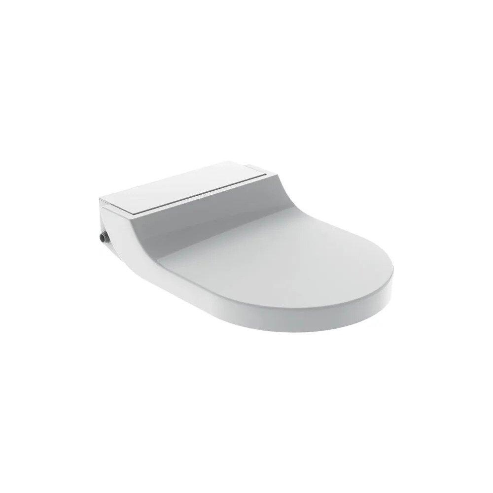 Capac wc Geberit Aquaclean Tuma Comfort cu functie de bideu alb alpin imagine