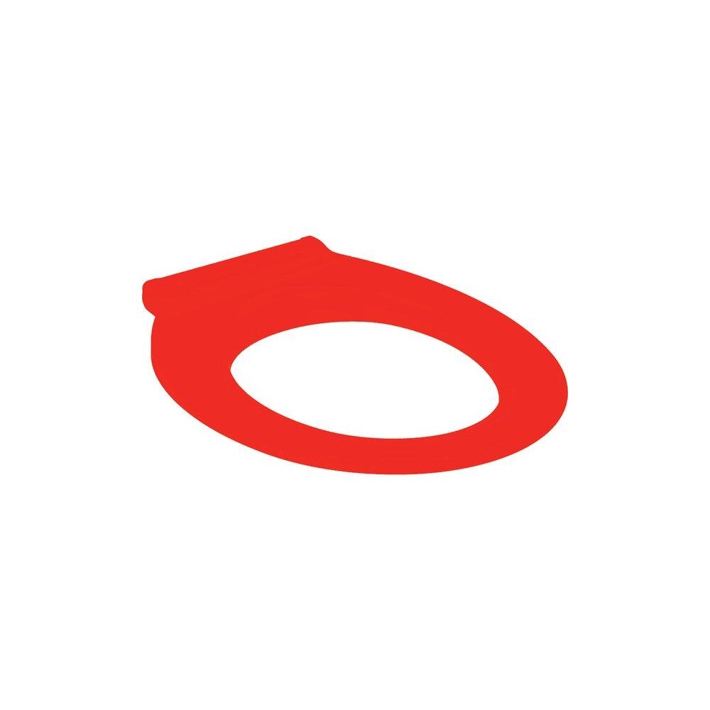 Capac Wc Comfort Fixare Sus Acces Liber Rosu Carmin