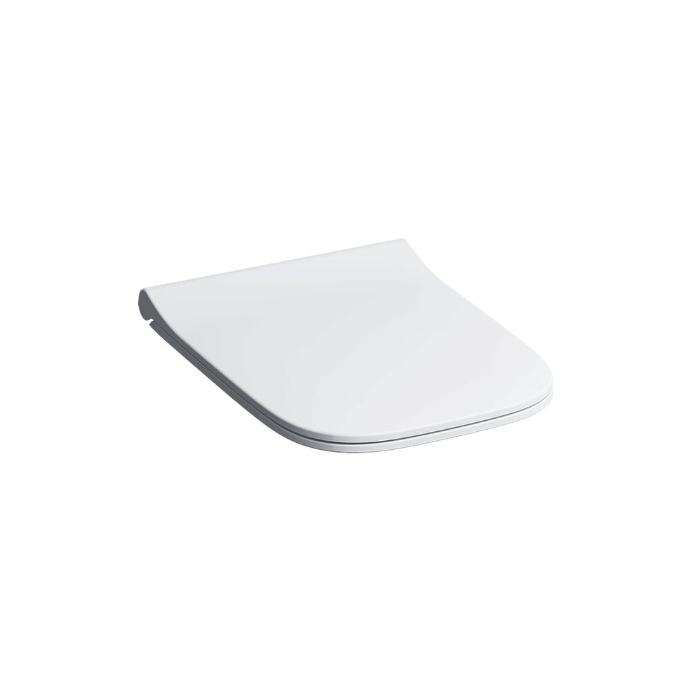 Capac Wc Smyle Square Slim Inchidere Lenta