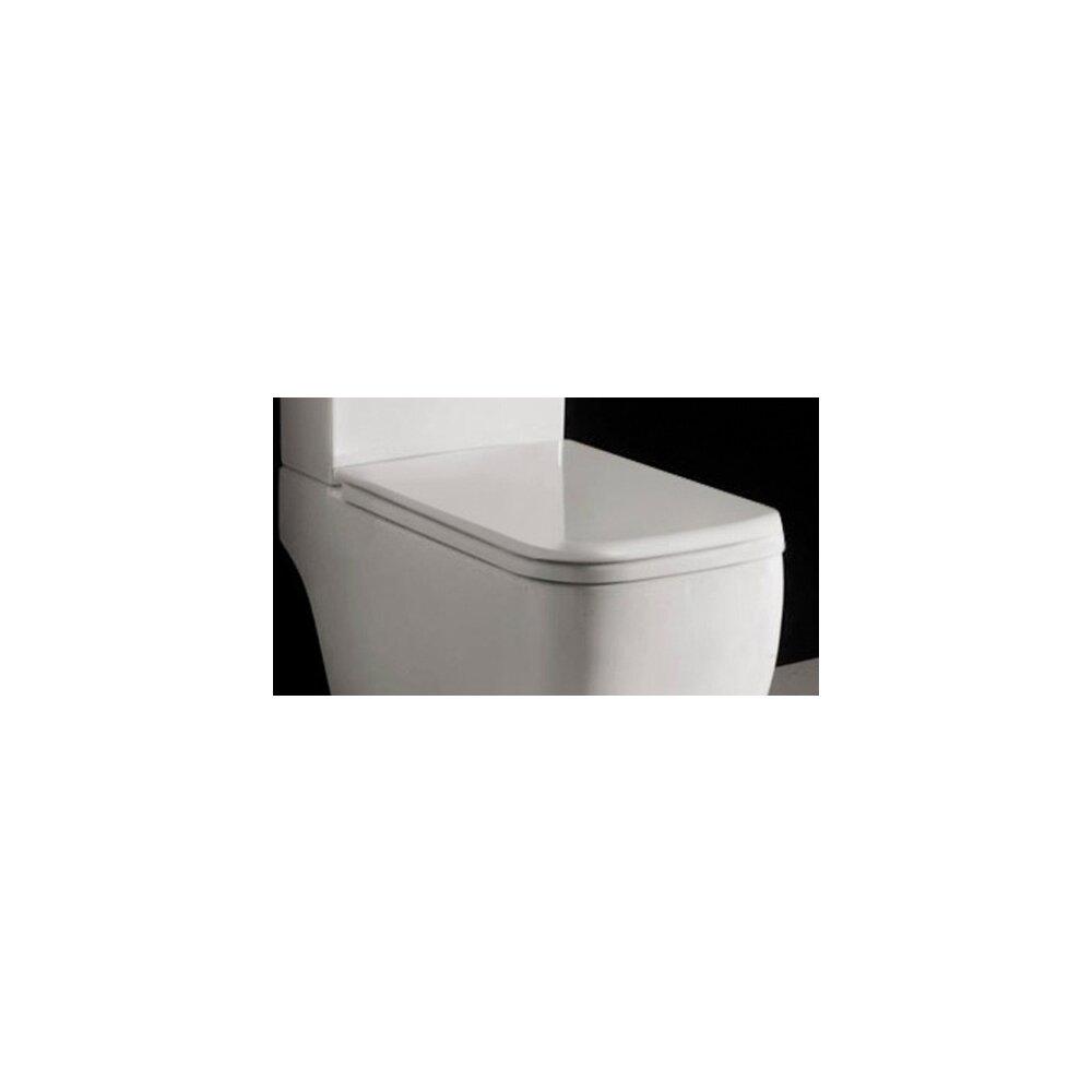 Capac wc Rak Ceramics Metropolitan termorezistent poza