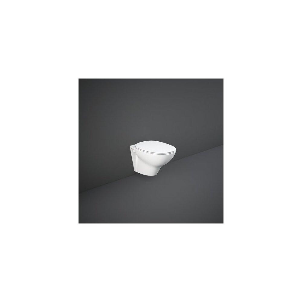 Capac wc softclose Rak Ceramics Morning neakaisa.ro