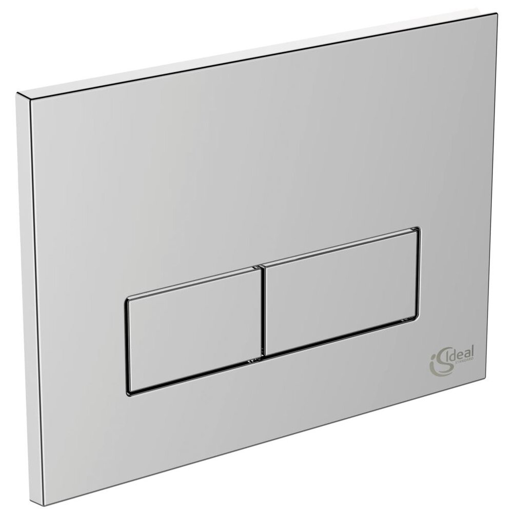Clapeta de actionare dubla comanda Ideal Standard crom mat imagine
