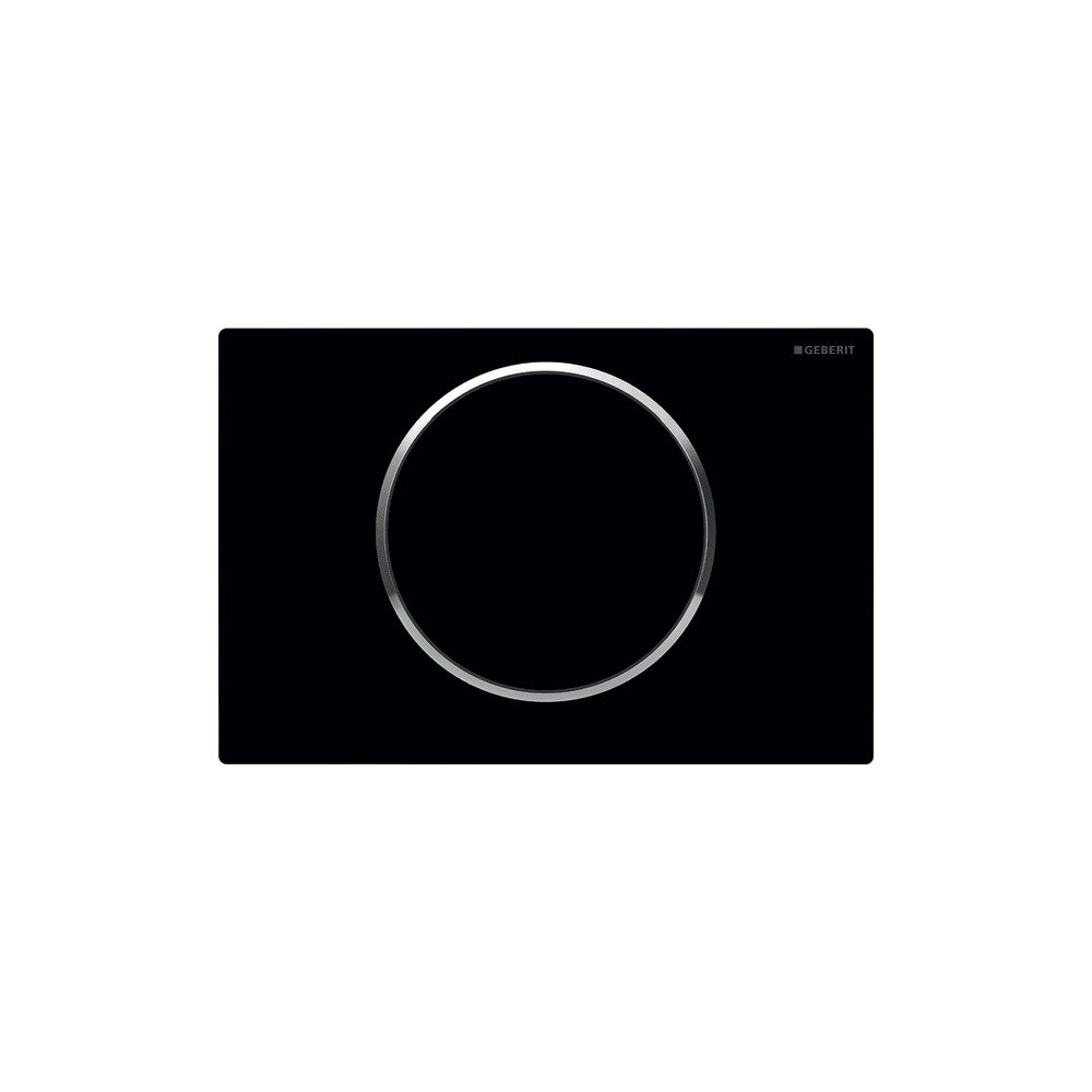 Clapeta Actionare Negru