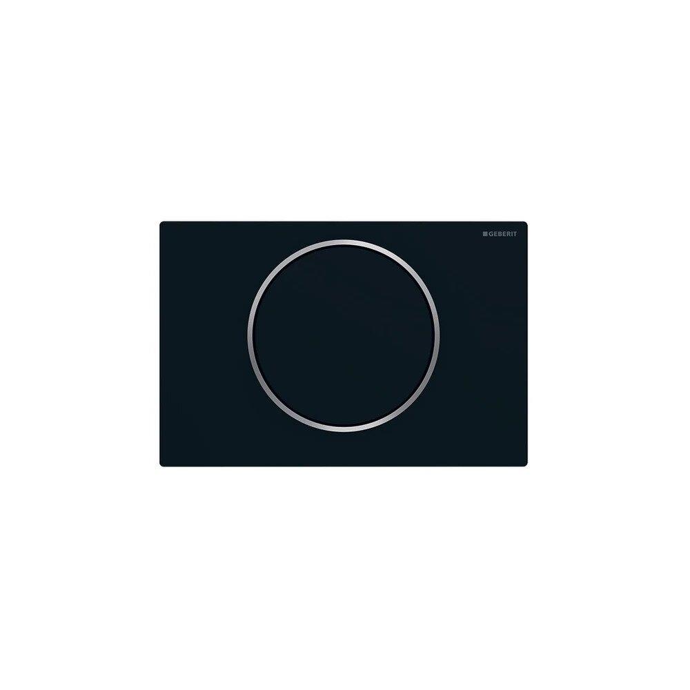Clapeta de actionare Geberit Sigma 10 negru mat