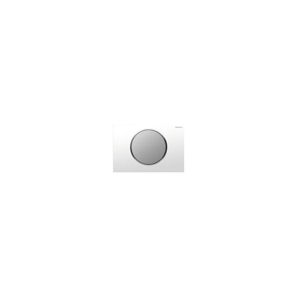 Clapeta de actionare Geberit Sigma 10 pentru wc electronica cu senzor 220 V imagine