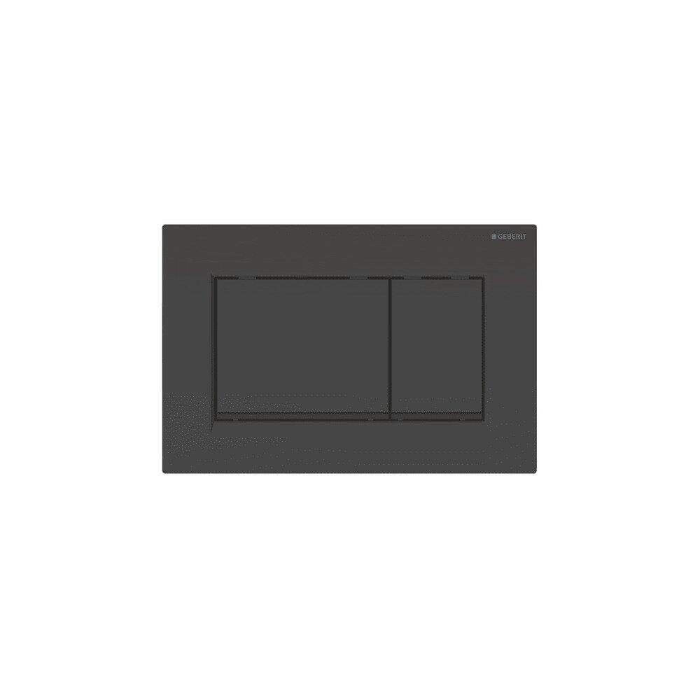 Clapeta de actionare Geberit Sigma 30 negru