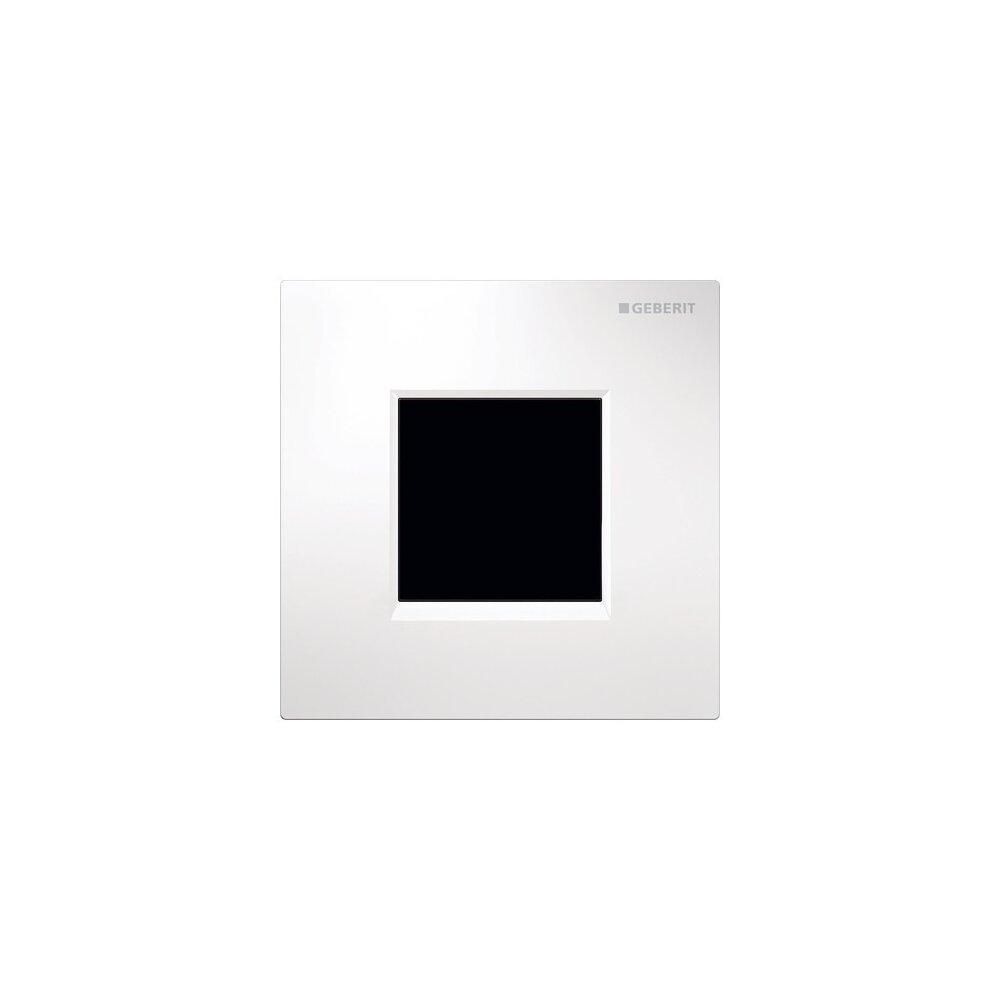 Clapeta de actionare Geberit Sigma 30 pentru pisoar electronica alb crom lucios imagine
