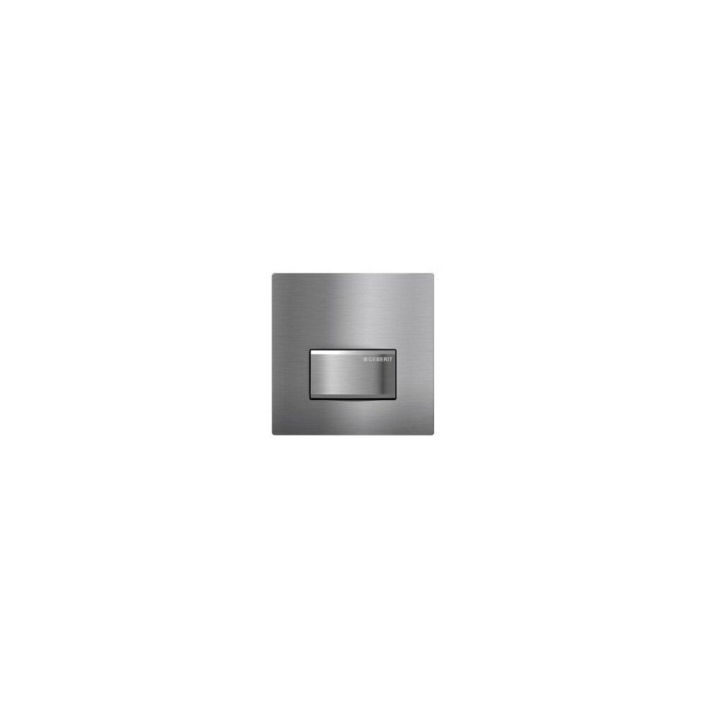 Clapeta de actionare Geberit Sigma 50 pentru pisoar inox imagine