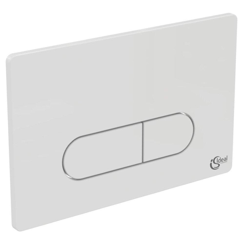 Clapeta de actionare Ideal Standard Prosys Oleas M1 alb imagine
