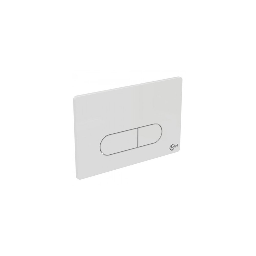 Clapeta de actionare Ideal Standard Prosys Oleas P1 alb imagine
