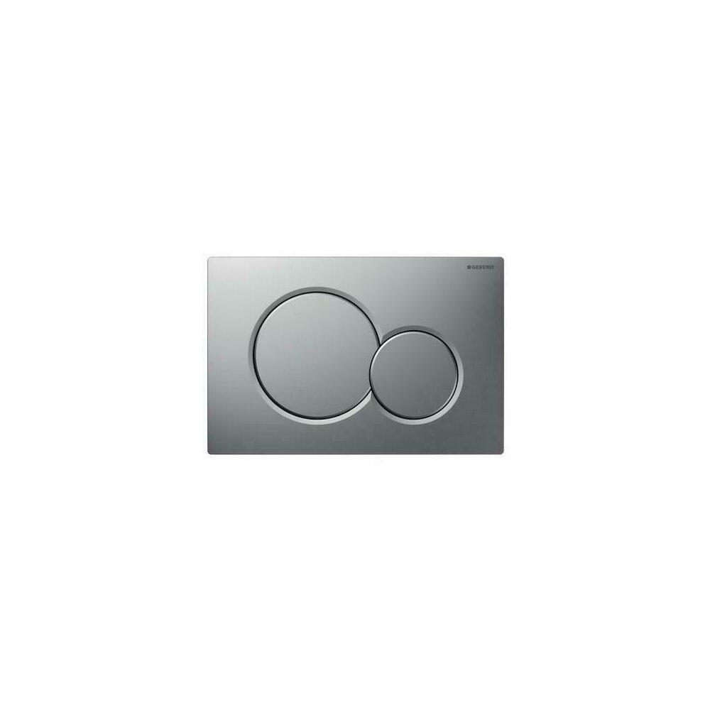 Clapeta de actionare Geberit Sigma 01 crom mat poza